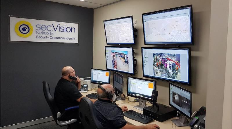 Virtual Guards
